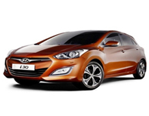 C- Medium / HYUNDAI i30
