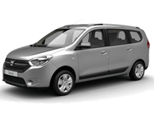 E- 7 Plazas / DACIA LODGY