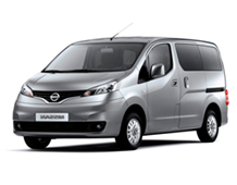 E- 7 Seats / NISSAN NV200